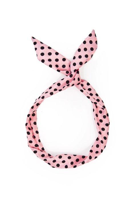 Tiffany Headband Pink