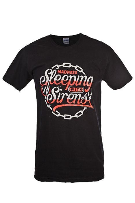 Tee Sleeping With The Sirens