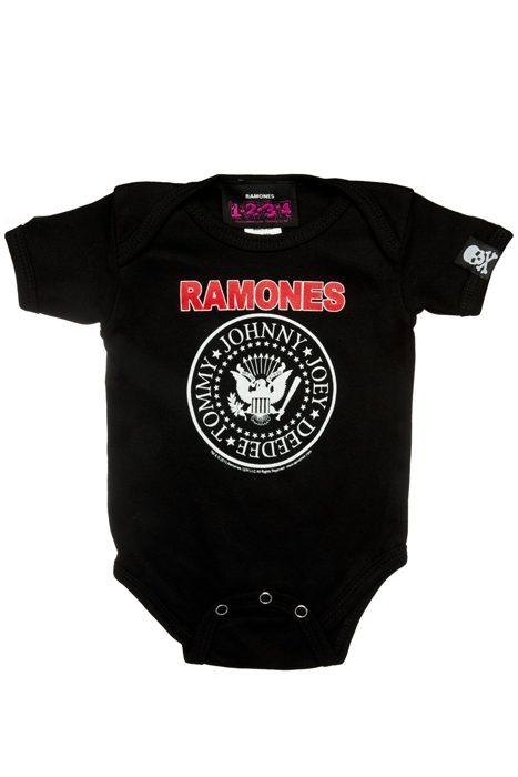 One piece Ramones logo