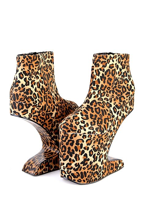 Cora Platform Ankle Boot