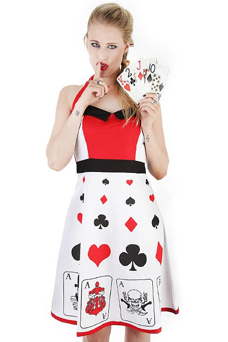 Dress Card Game