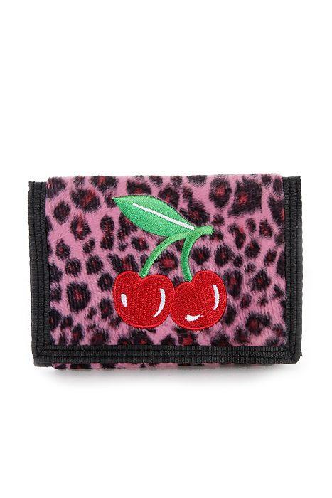 Wallet Pink Leo w Cherry