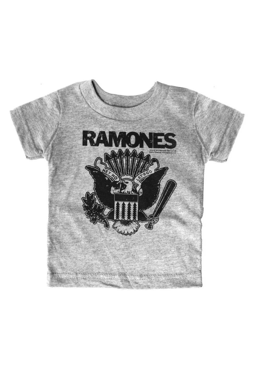 Ramones Hey Ho Kids Tee