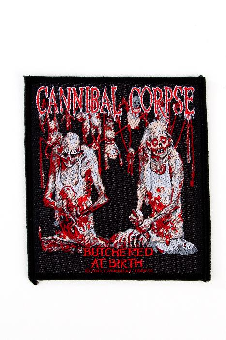 Cannibal corpse butchered patch