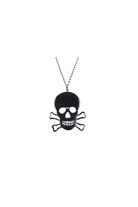 Necklace Skull & X Bone