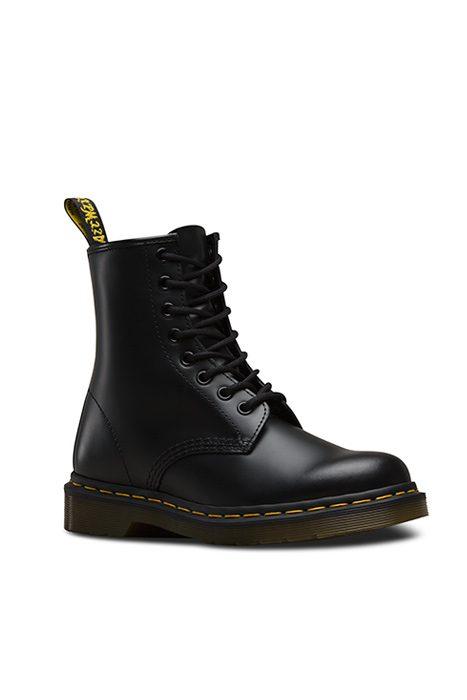 1460 8 EYE BOOT BLACK