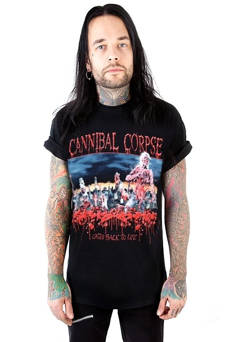 Cannibal Corpse Eaten Back To