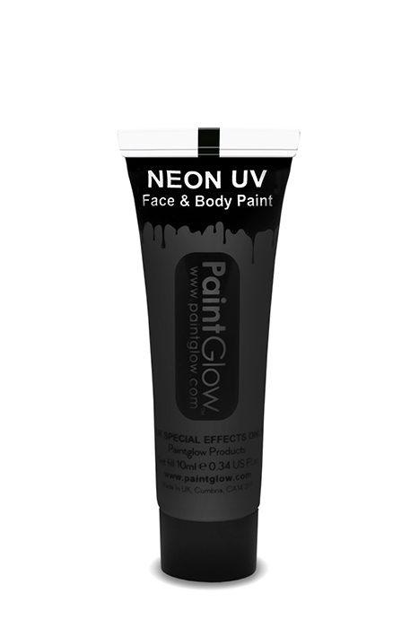 UV Neon Face & Body Paint Black
