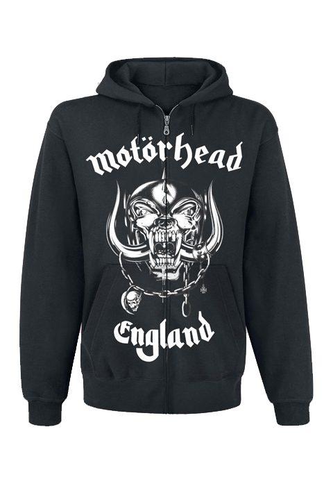 Zip Hoodie Motörhead England