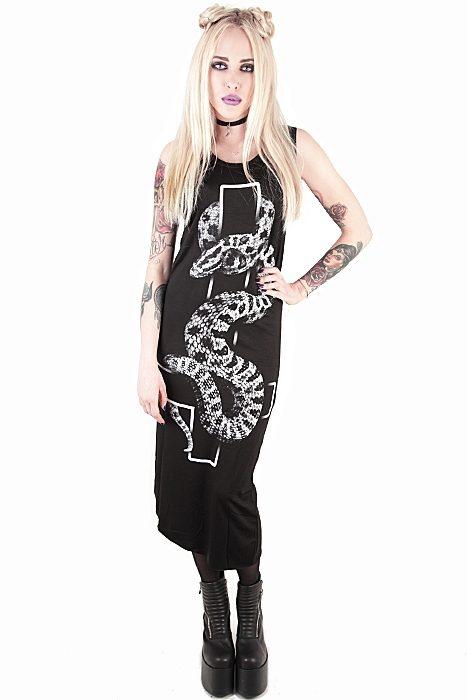 Dress Maxi Serpent