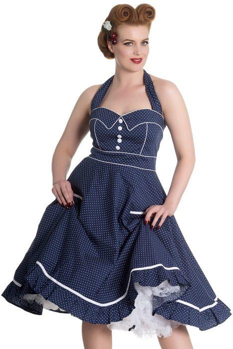 Vanity Dress Navy