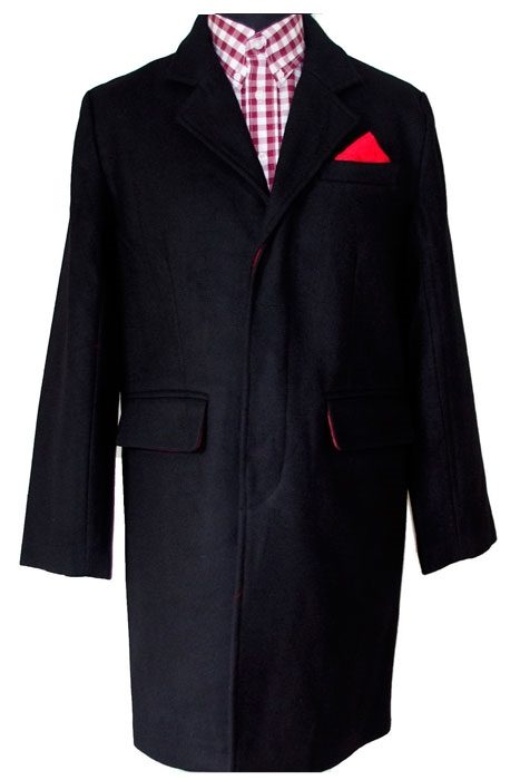 Overcoat Crombie Style