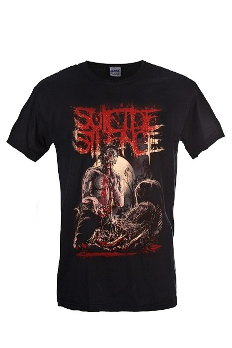 Tee Suicide Silence Grave