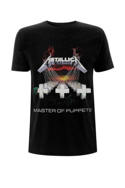 official merchandise metallica master of puppets