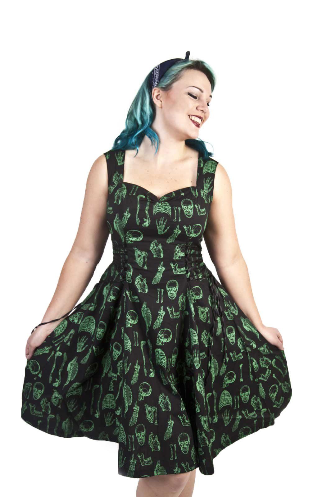 Anatomy Lace Dress