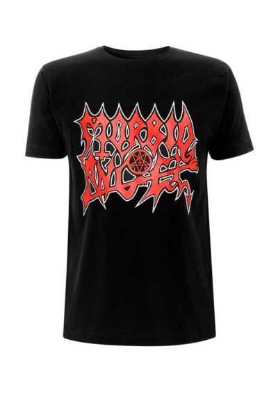 official merchandise boys tee morbid angel kingdom