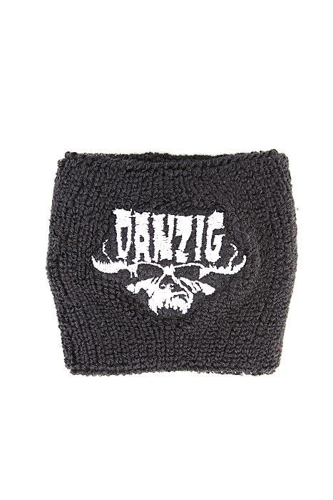 Sweatband Danzig Skull