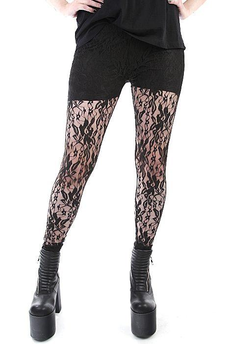 Leggings Lace