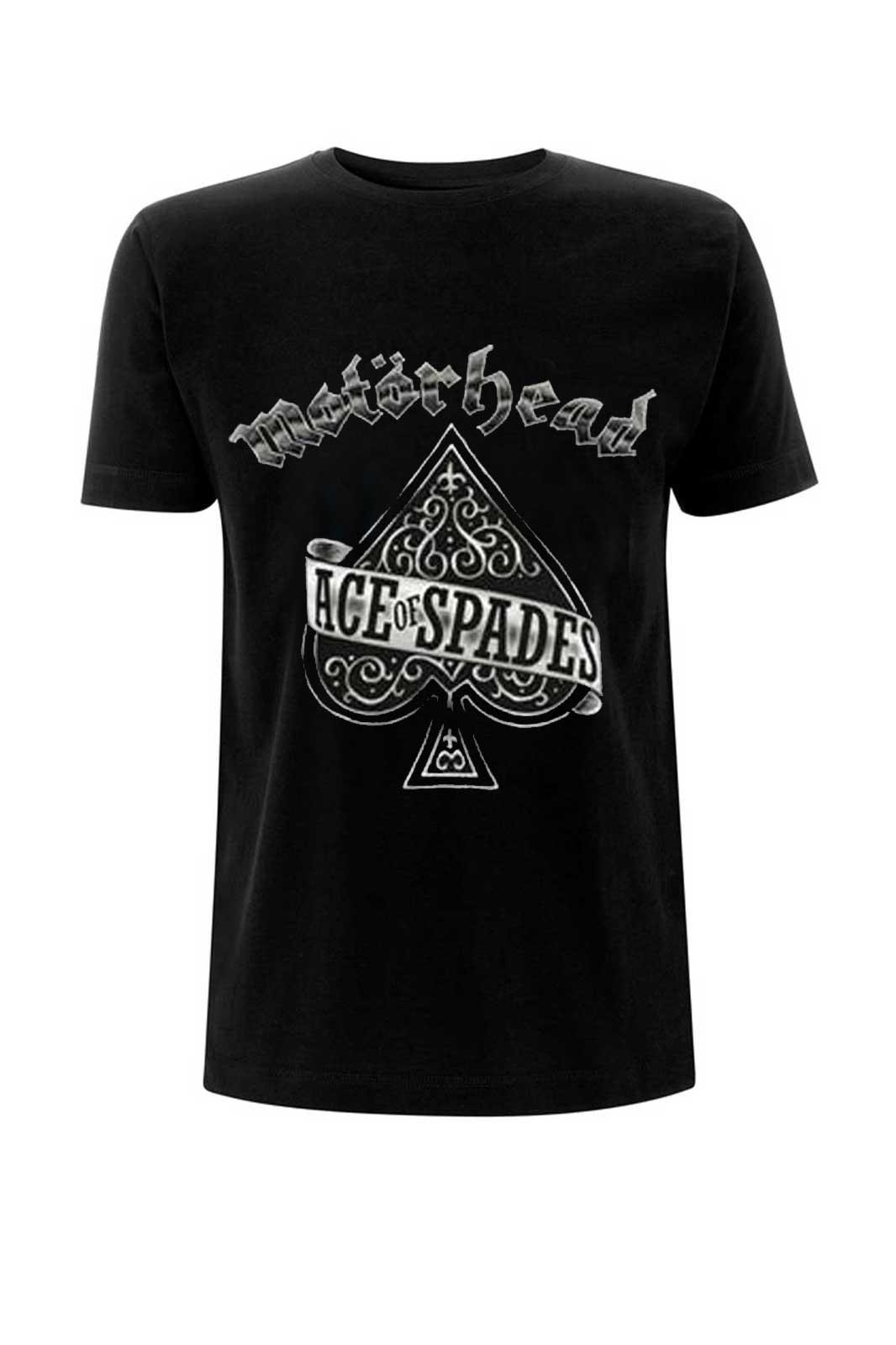 official merchandise motörhead ace of spades