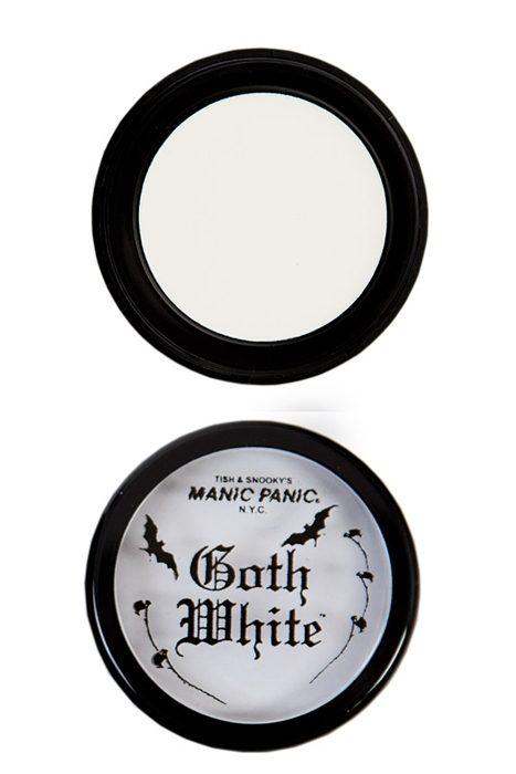 Goth White Cream/Powder Virgin