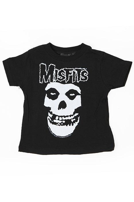 Kids Tee Misfits Logo