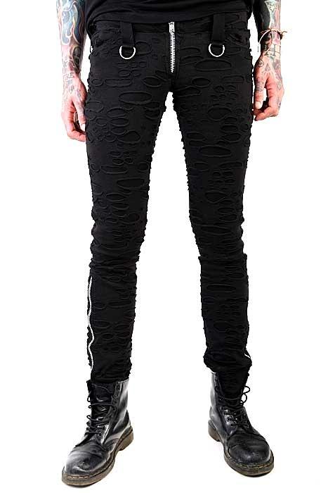 Decayed Dead Punker Pants