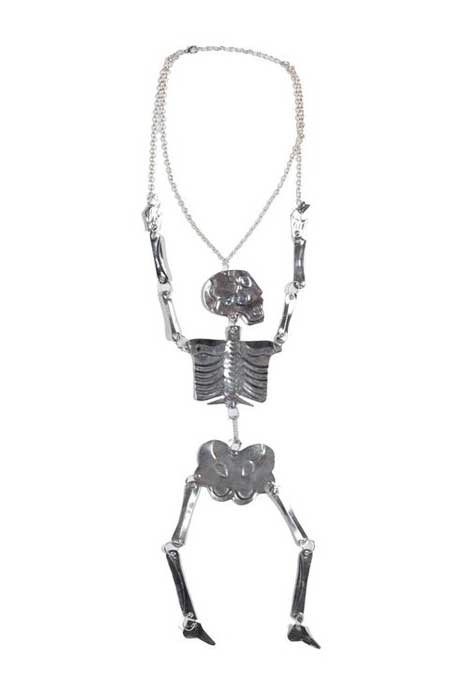 Dance Macabre Necklace