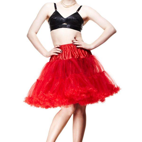 Short Petticoat Hell Bunny Red