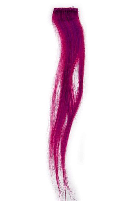 Human Hair 10 plum