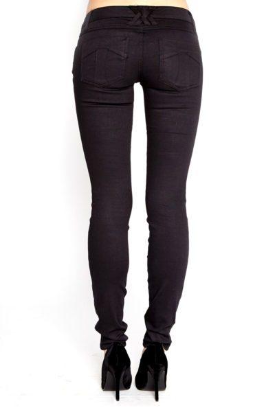 Jeans front & back