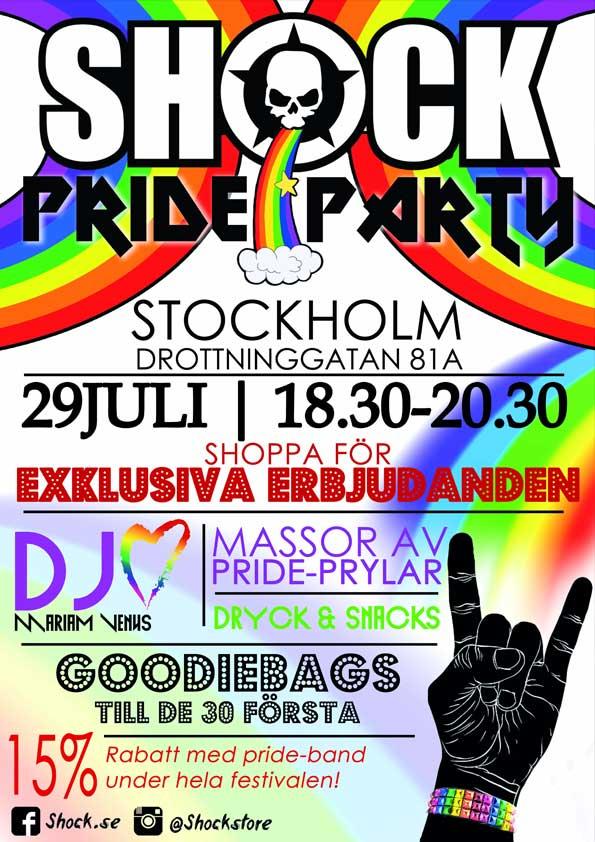 Shock Pride Party