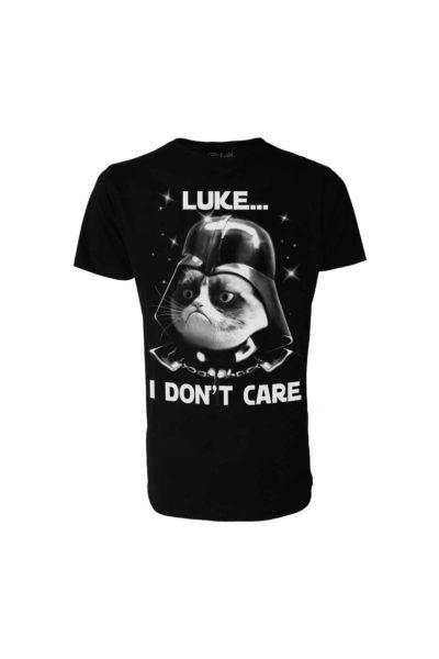Luke I Don't Care Tee
