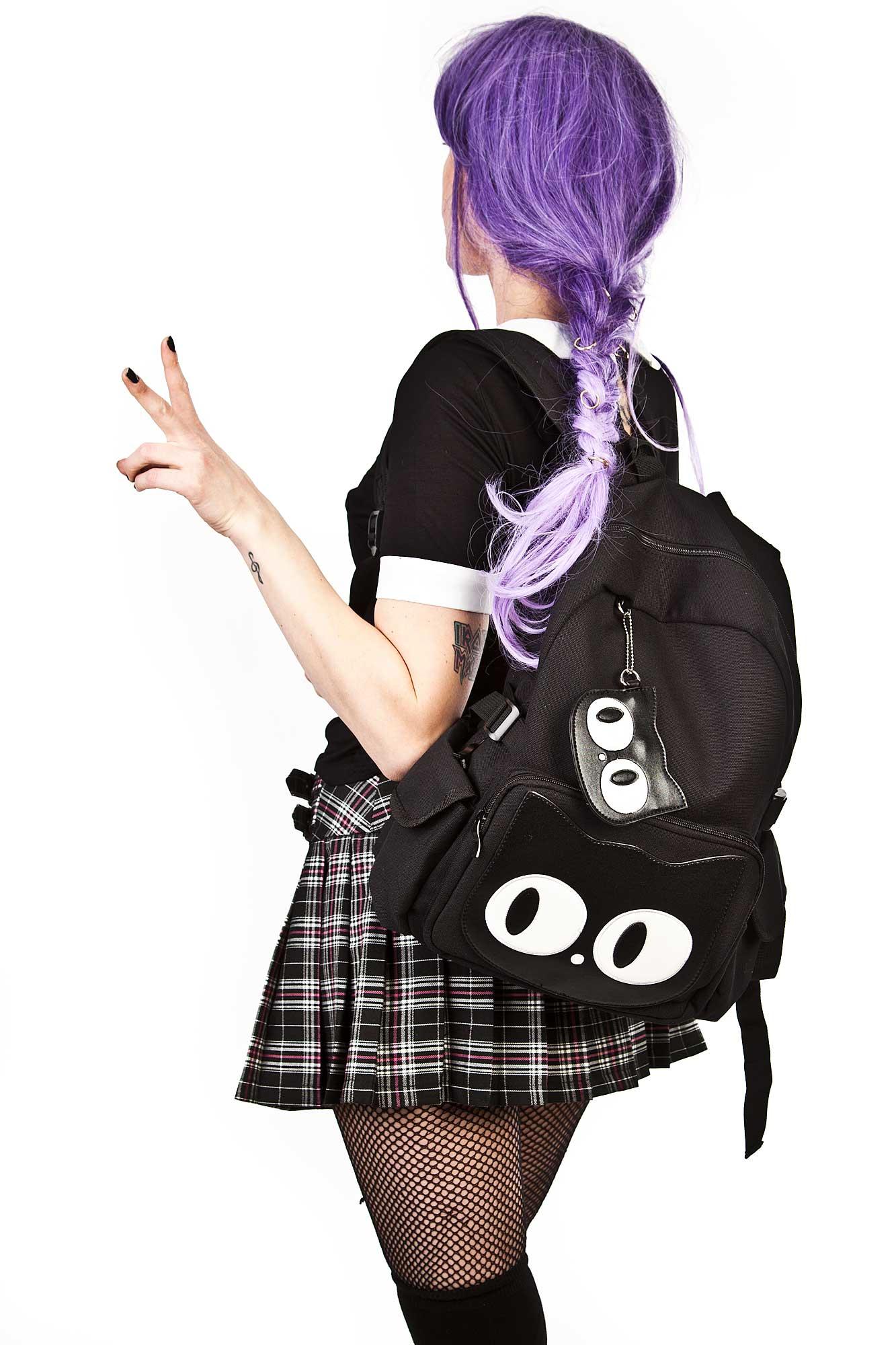 Hallie Backpack Black