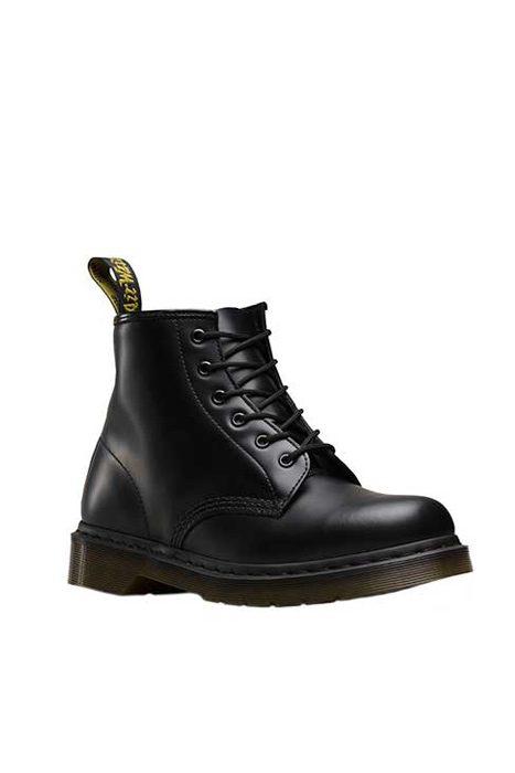 101 6-Eye Boot Black