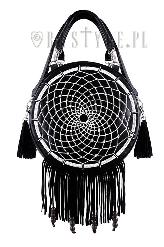 Dream Catcher Embroidery Handbag