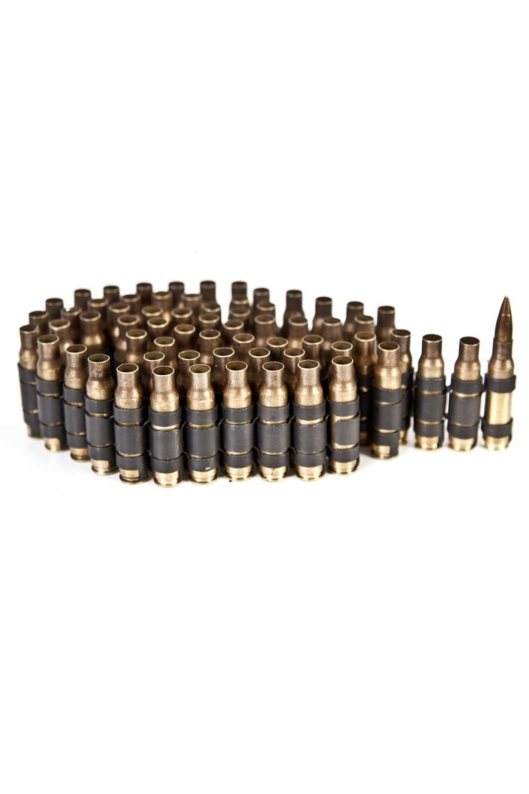 Bullet Belt No Tip Bronze