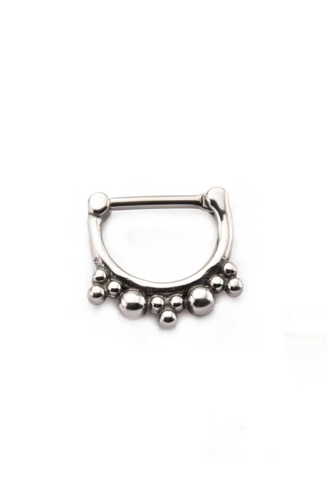 Multi Size Beads Septum Clicker