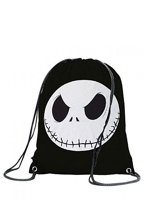 Sling Bag Jack Skellington