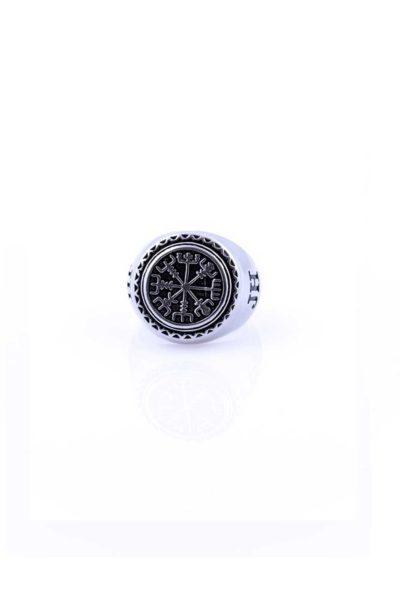 Ring Loke Silver