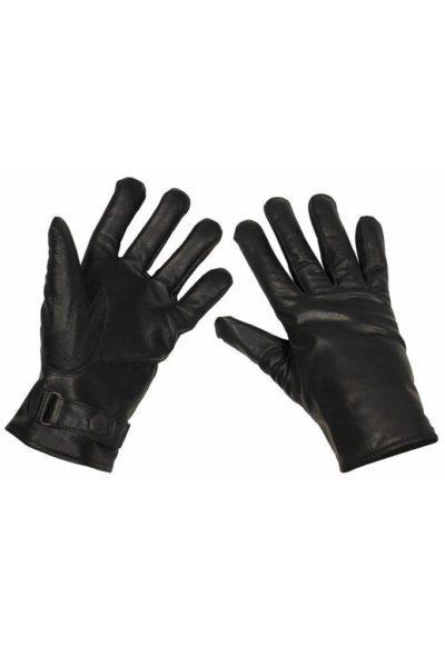 BW Leather Gloves Black