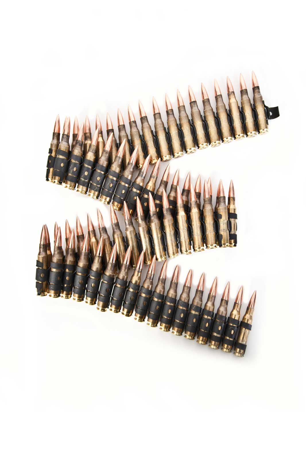 Bullet Belt Brass