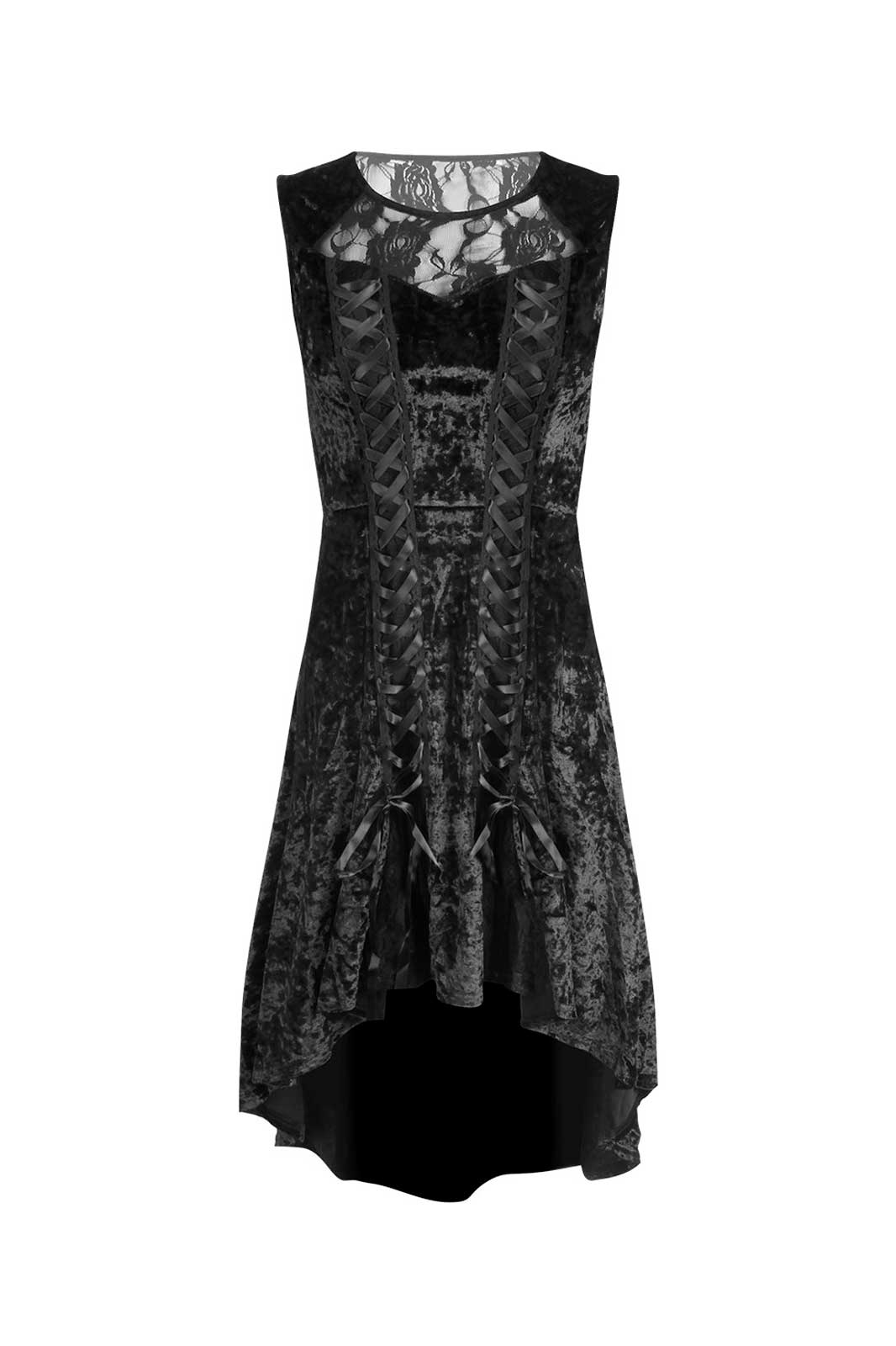 Goth Keeper Dress Front