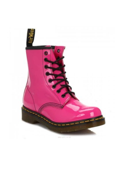 1460 Patent Hot Pink