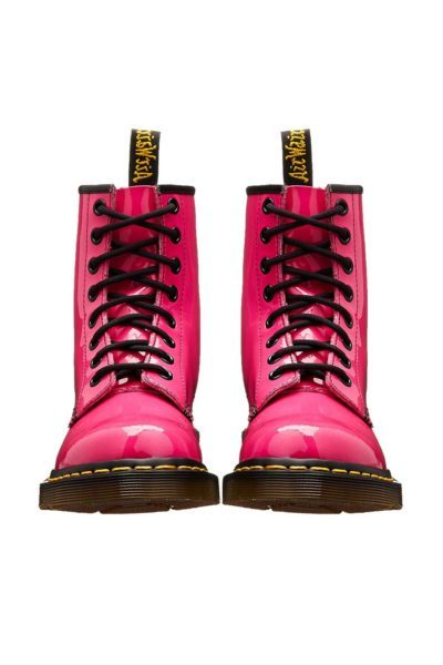 1460 Patent Hot Pink front
