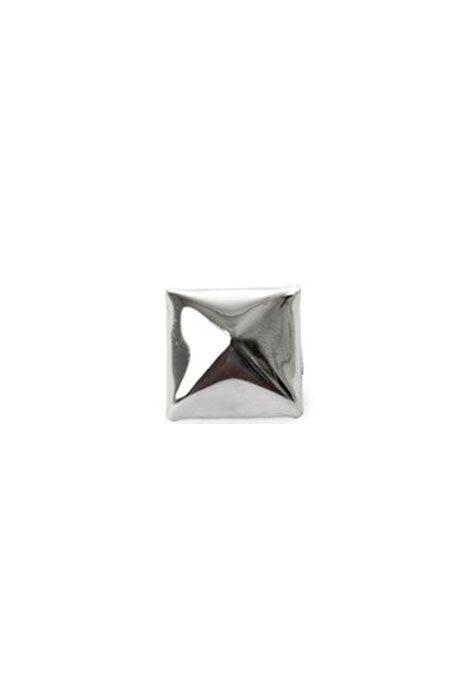 Silver Pyramid Stud Oldstyle