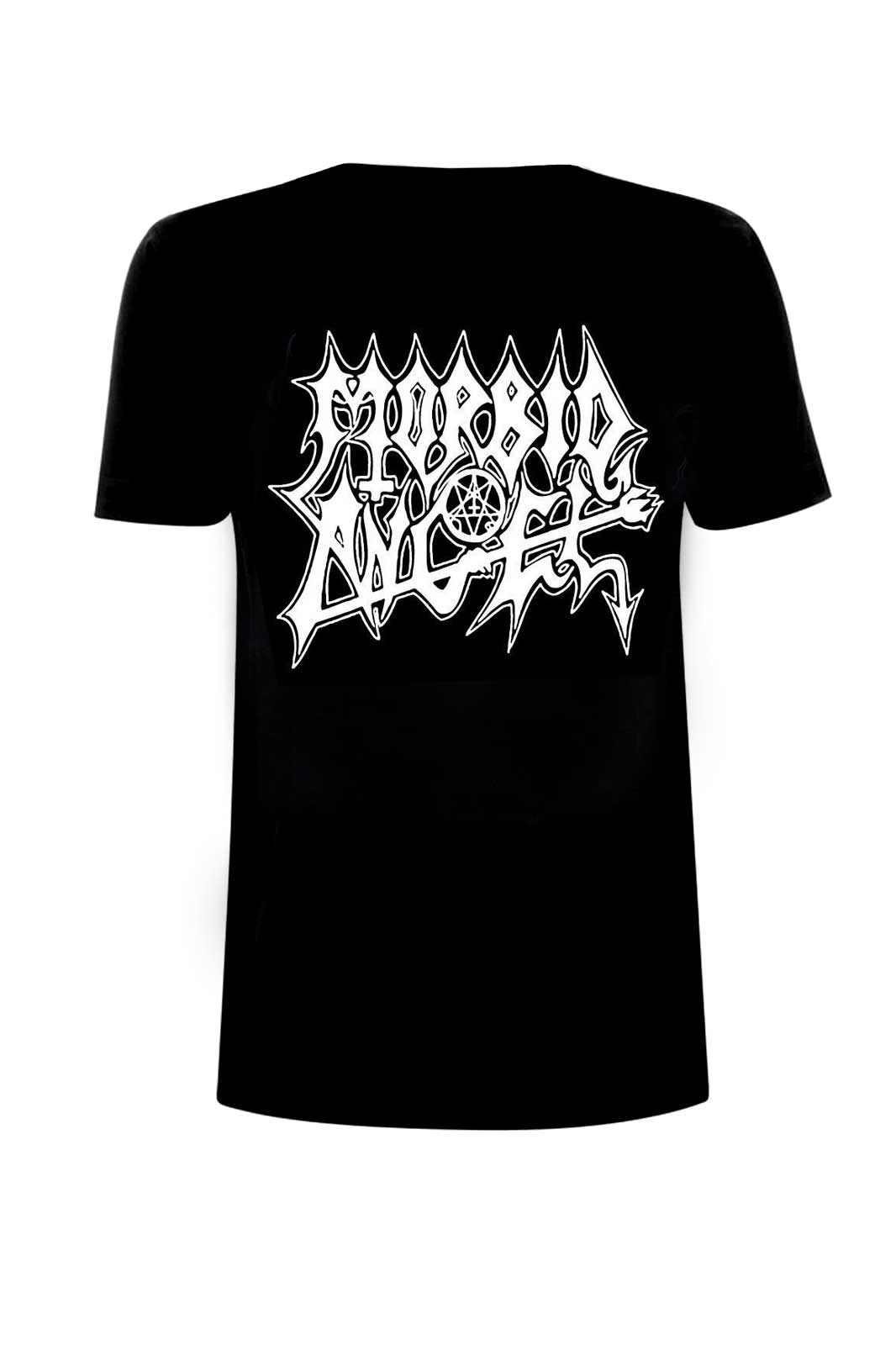 Morbid Angel Extreme Music Tee Front