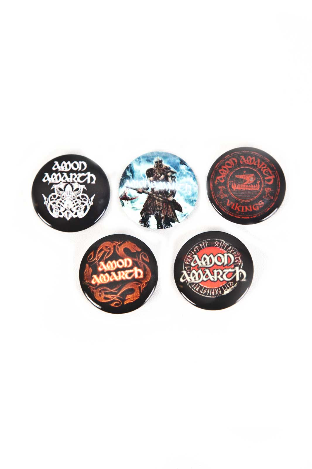Amon Amarth Badge