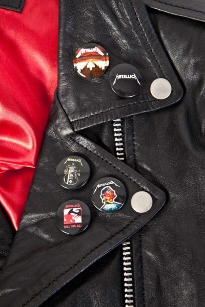 Metallica Badge