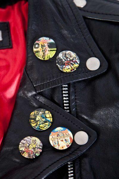 Iron Maiden Badge