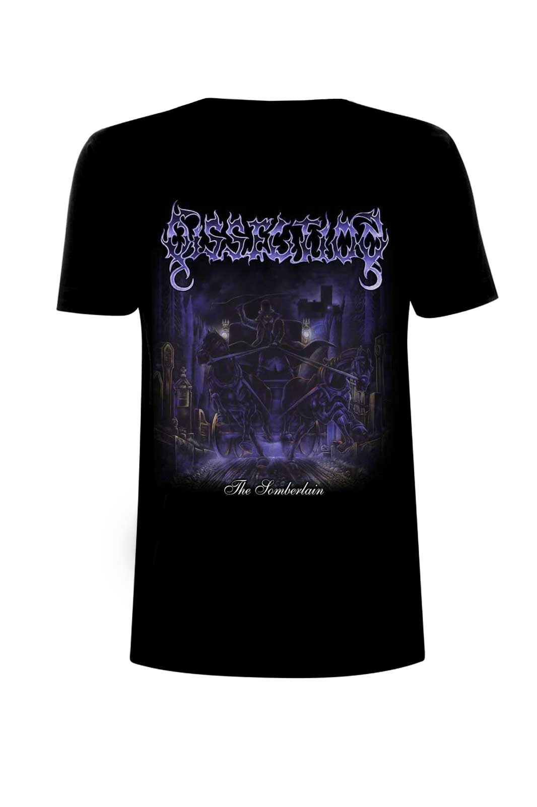 Dissection Somberlain Tee Front